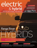 Electric & Hybrid Vehicle Technology International