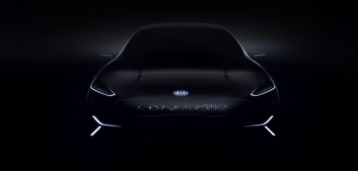 Kia outlines its vision for an electric future