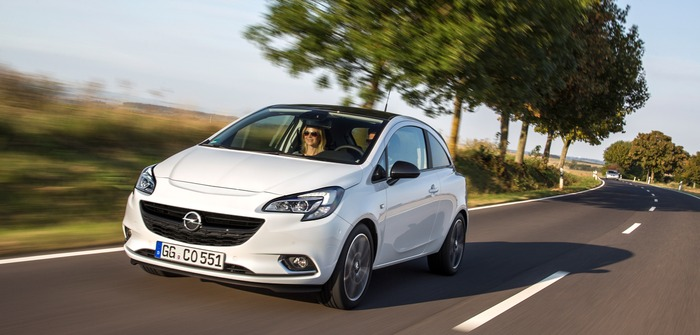 Vauxhall begins electrification of vehicle line-up