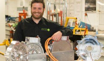 Avid Technology develops Evo electric motors