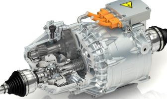 GKN to supply eAxle for electric London taxi