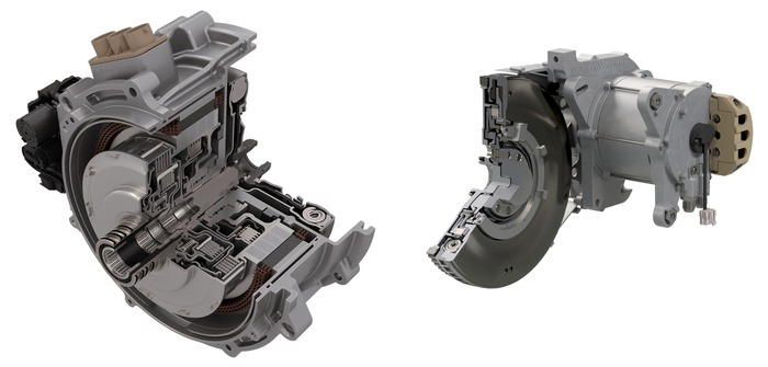 BorgWarner develops adaptable P2 hybrid modules