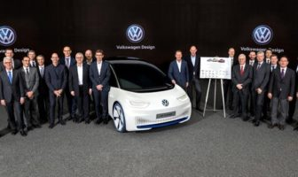 VW readies itself for electric drivetrain production