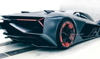 Lamborghini has raised plenty of eyebrows with the debut of a new electric supercar – the Terzo Millennio