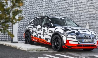 Audi all-electric SUV to be manufactured at CO₂-neutral plant