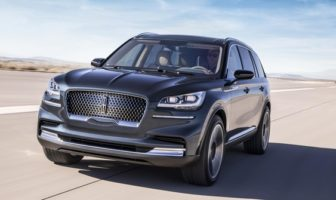 Lincoln Aviator to include hybrid powertrain option in 2019