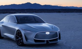 Infiniti to electrify vehicle line-up by 2021