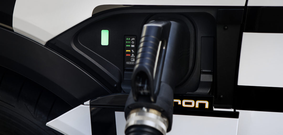 Audi e-tron to offer 150kW charging