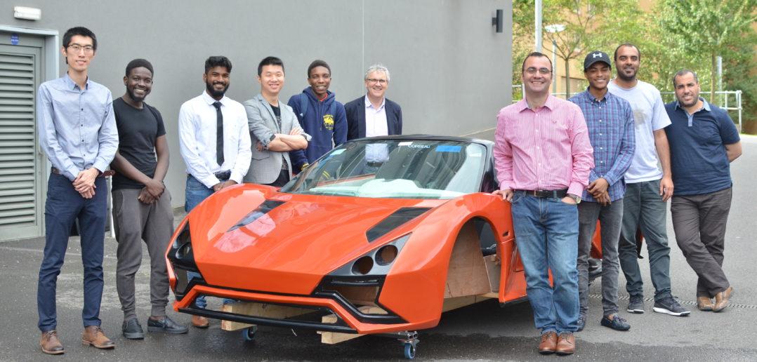coventry university motorsport engineering