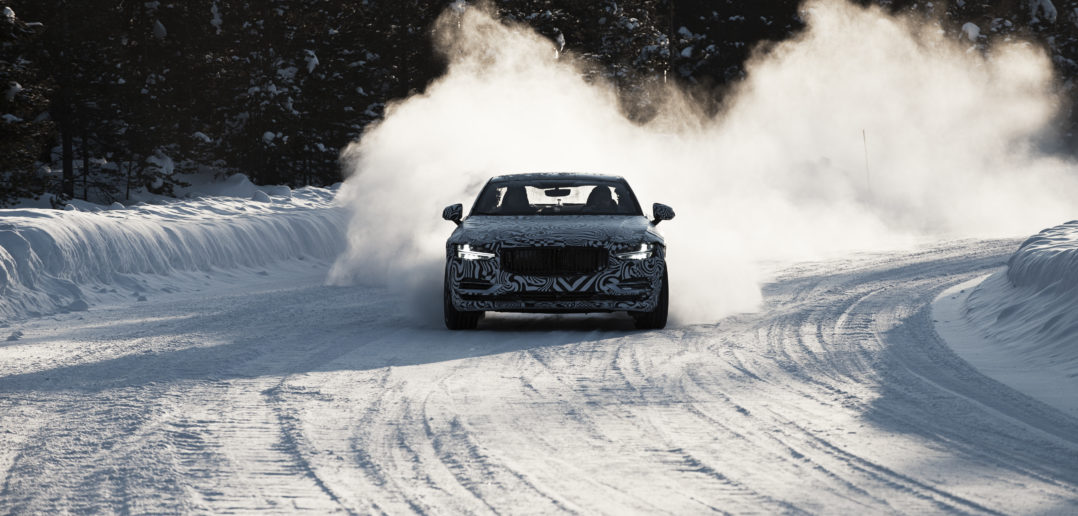 Polestar 1 completes first winter testing
