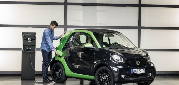 Smart to be electric-only in Europe by 2020
