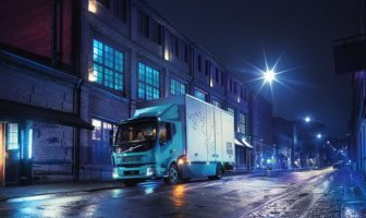 Volvo launches first all-electric truck