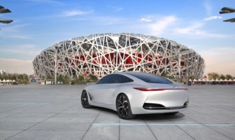 Infiniti to electrify portfolio and build five new models in China