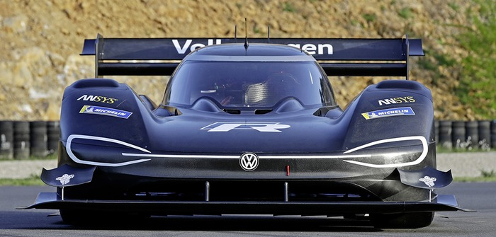 Simulation key to battery weight in VW's all-electric ID R Pikes Peak