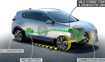 Kia to launch diesel mild-hybrid powertrain in 2018