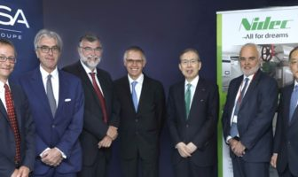 PSA and Nidec create joint venture for e-motor development