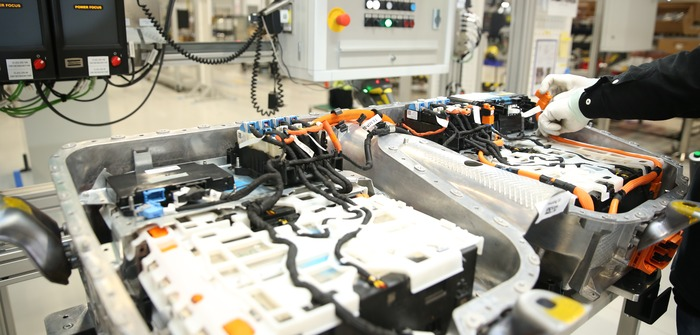 BMW and Brilliance expand battery production ahead of iX3