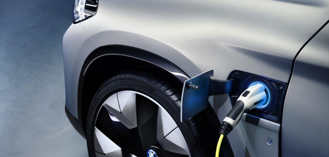 BMW reveals Concept iX3