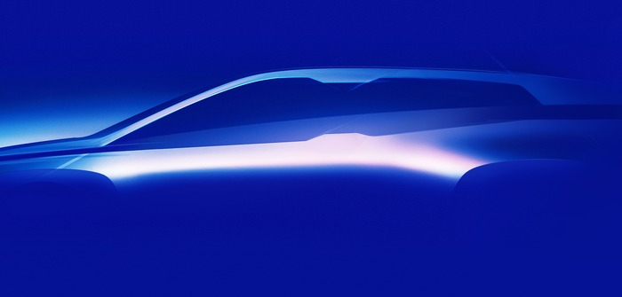 BMW previews iNext design concept