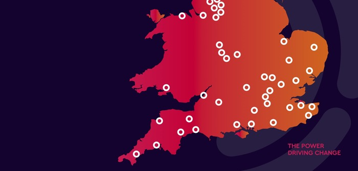 Plans announced for 2GW network in the UK