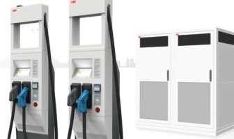 ABB reveals 350kW high-power car charging technology