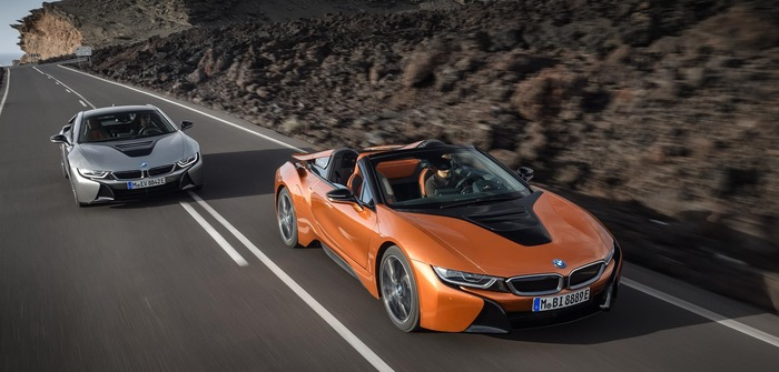 BMW i4 and iNext concepts to be revealed in 2018