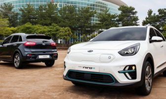 Kia reveals first details of all-electric Niro