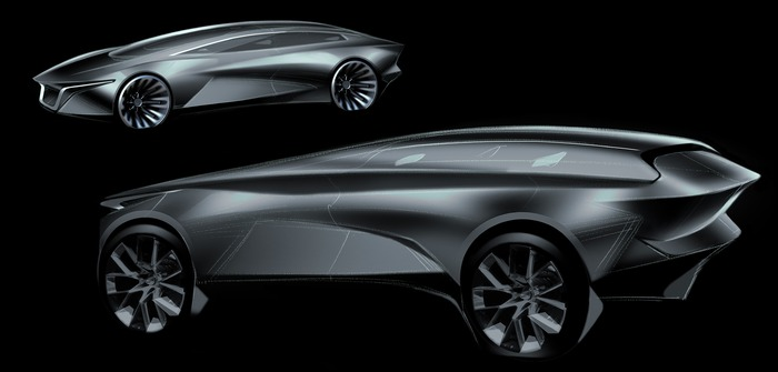 Lagonda confirms all-electric SUV will be its first production model