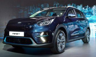 Kia announces more powertrain details for all-electric Niro