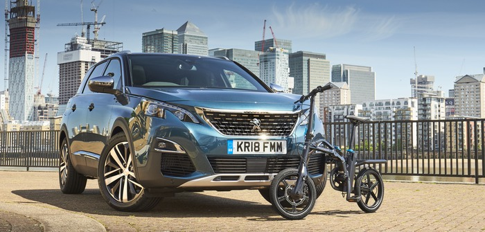 Peugeot releases EF01 electric bike for last-mile commuters