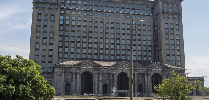 Ford acquires Michigan Central Station as part of its future mobility campus