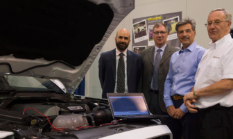 Revolve Technologies working with Ford for hybrid ECU supply