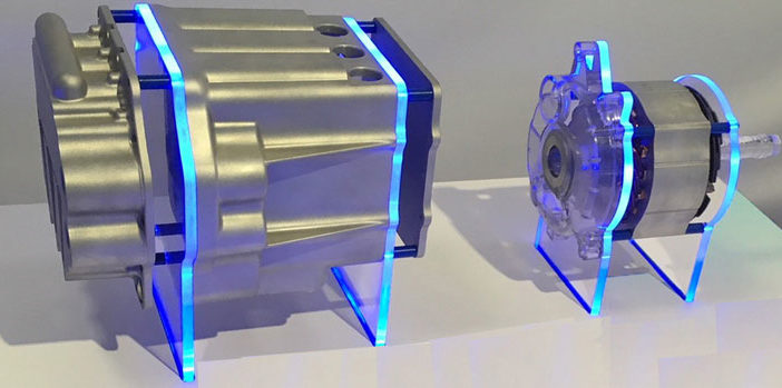 Ricardo develops new electric motor