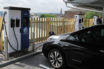 EV charging hub with solar and energy storage installed in Scotland