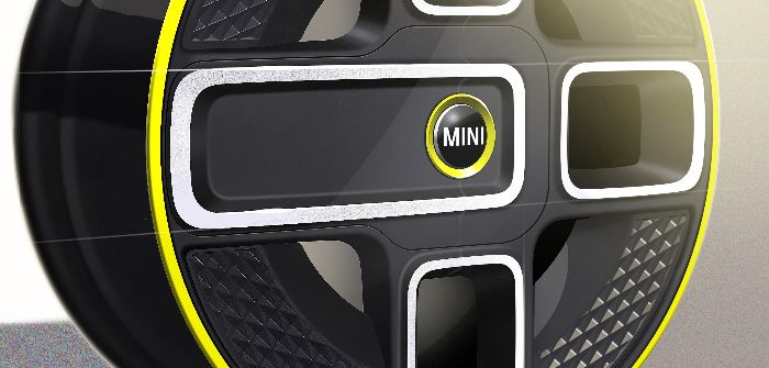 Mini shows initial design sketches of fully-electric production model