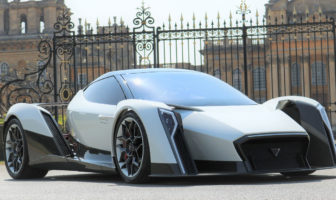 Dendrobium D-1 confirmed for development and production in UK