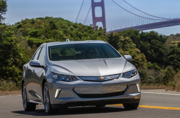 Faster charging for Chevrolet Volt