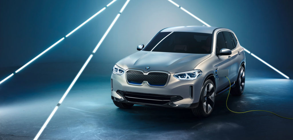BMW expands Chinese joint venture, will export iX3 outside China