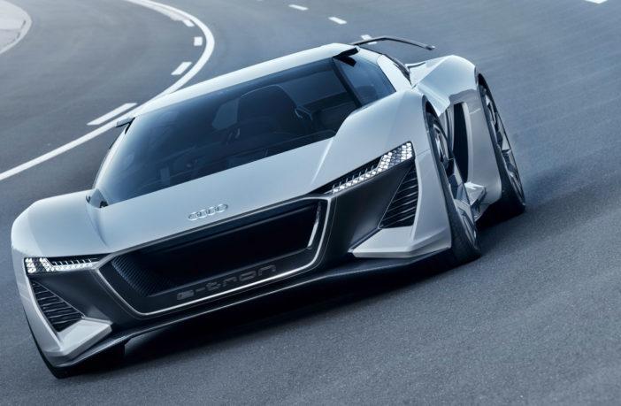 Audi PB18 e-tron concept unveiled