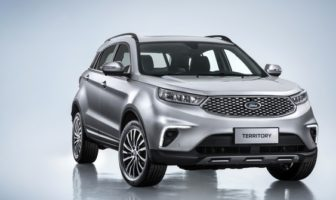 Ford Territory to launch in China in 2019 with hybrid variants