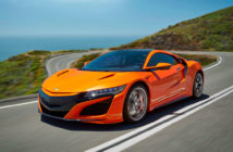 Honda NSX to include powertrain upgrades for 2019