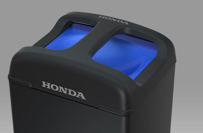 3. Honda and Panasonic to research battery sharing