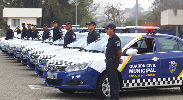 BYD supplies 30 electric vehicles to Brazilian municipal civil guard