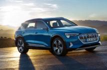 Audi e-tron debuts in San Francisco
