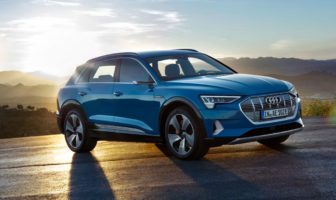 Audi e-tron debuts in San Francisco