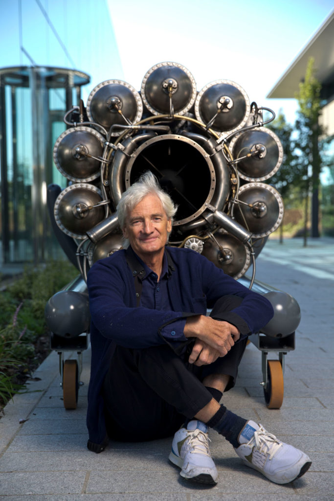 Dyson to construct testing facility for electric vehicles