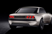 Peugeot unveils electric concept and plug-in hybrid engine family