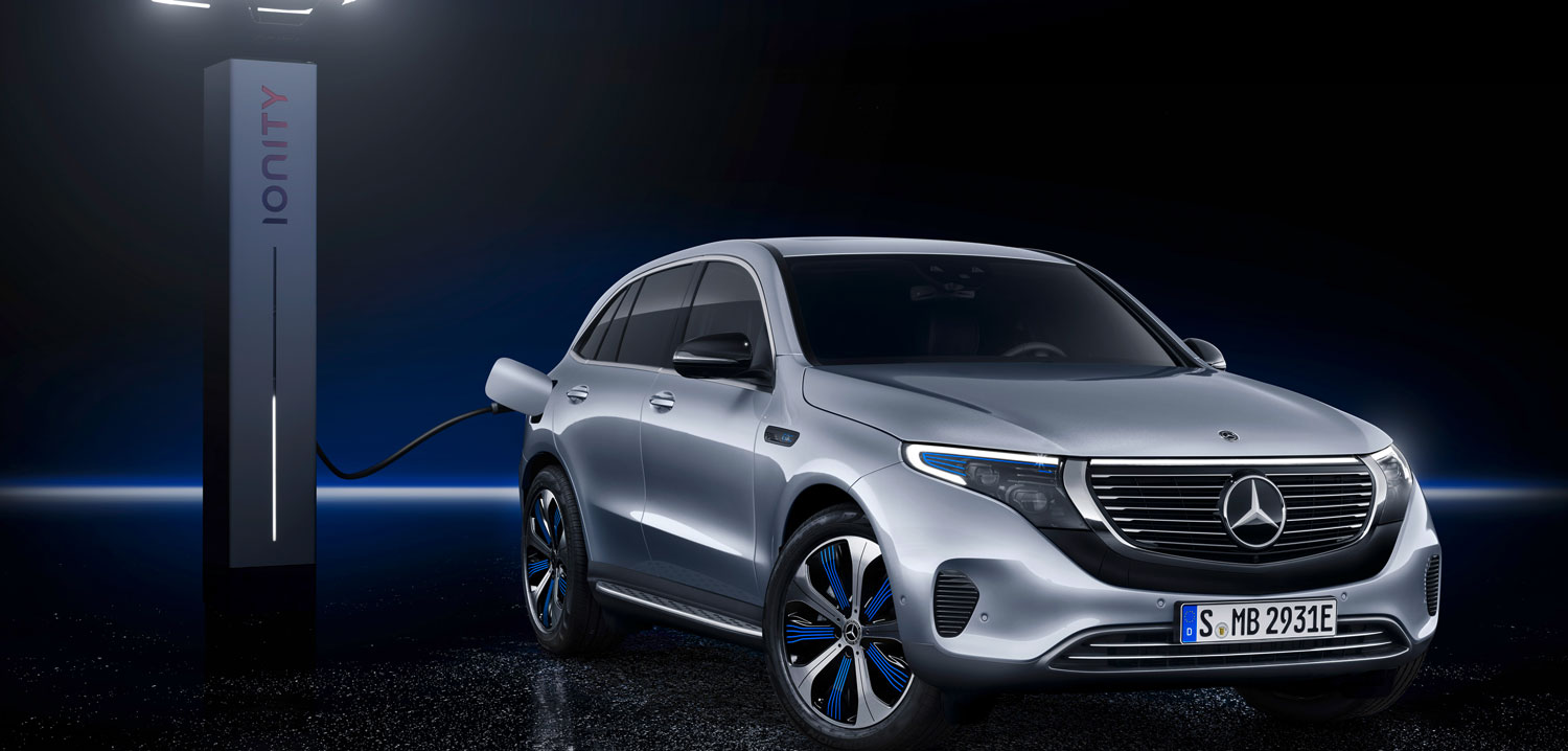 Mercedes-Benz EQC unveiled - Electric & Hybrid Vehicle Technology ...