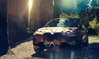 BMW unveils iNext
