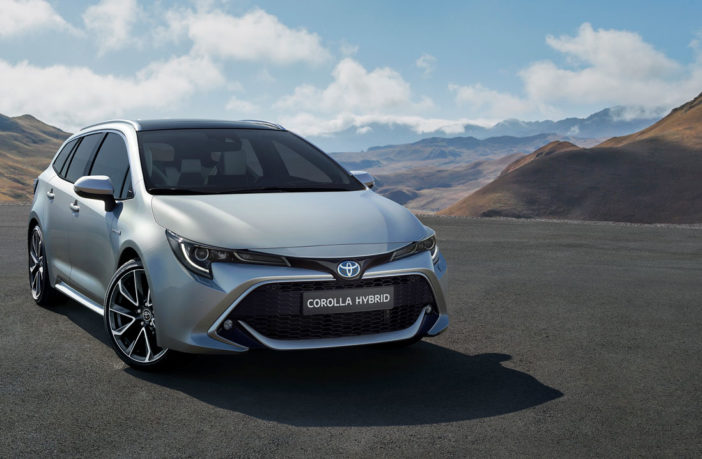 New Toyota Corolla to offer two hybrid powertrain options